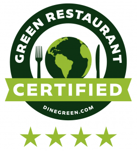4 Star Green Restaurant Certified