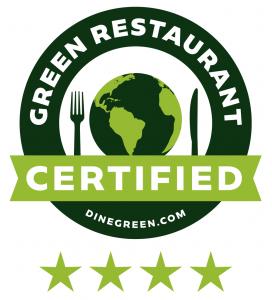 4 Star Green Restaurant Certified