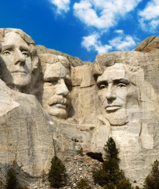 Mount Rushmore Slider