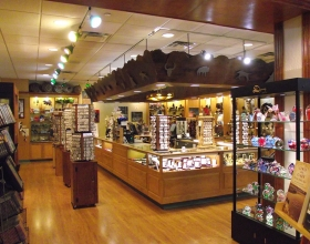 Mount Rushmore National Memorial Gift Shop
