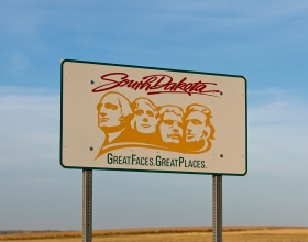 Welcome To South Dakota, Great Faces. Great Places